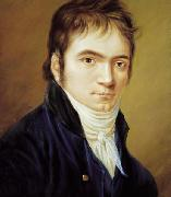ludwig van beethoven Ludwig van Beethoven in 1803 oil painting