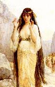 Alexandre Cabanel The Daughter of Jephthah oil