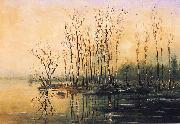 Alexej Kondratjewitsch Sawrassow Early Spring High Water oil painting reproduction