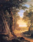 Asher Brown Durand The Beeches oil painting reproduction