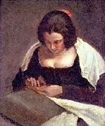 Diego Velazquez Nahende Frau oil painting reproduction