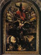 Domenico Beccafumi Fall of the Rebel Angels oil painting reproduction