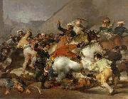 Francisco de Goya The Second of May 1808 or The Charge of the Mamelukes oil painting on canvas