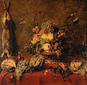Frans Snyders Still-Life oil