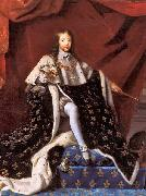 Henri Testelin Portrait of Louis XIV, only ten years old, but already king of France oil painting artist