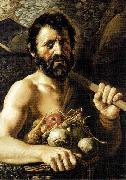Jan lievens Earth and Maturity oil painting reproduction