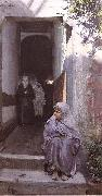Anders Zorn I Top Capu oil painting reproduction