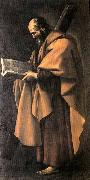 Francisco de Zurbaran Sao Andre oil painting reproduction