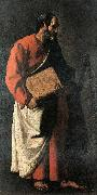 Francisco de Zurbaran Sao Tiago Menor oil painting on canvas