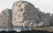 John William Edy Rock near Krageroe oil