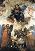 Juan Carreno de Miranda The Assumption of Mary oil