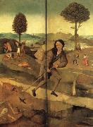 BOSCH, Hieronymus The Hay Wain(exeterior wings,closed) oil painting picture wholesale