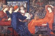 Burne-Jones, Sir Edward Coley Laus Veneris oil painting picture wholesale