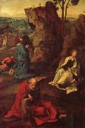 COECKE VAN AELST, Pieter The Agony in the Garden oil painting picture wholesale