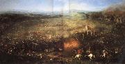 COURTOIS, Jacques The Battle of Lutzen oil painting picture wholesale