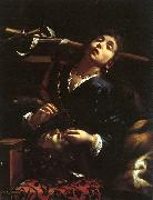 Cairo, Francesco del Herodias with the Head of St. John the Baptist oil painting picture wholesale