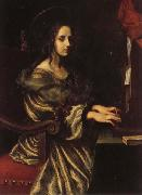 Carlo Dolci St.Cecilia oil painting picture wholesale