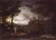 Claude Lorrain Night oil painting picture wholesale