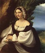 Correggio Portrait of a Lady oil painting picture wholesale