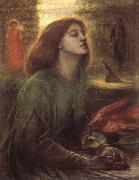 Dante Gabriel Rossetti Beata Beatrix oil painting picture wholesale