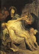Dyck, Anthony van The Lamentation oil
