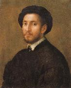 FOSCHI, Pier Francesco Portrait of a Man oil painting artist