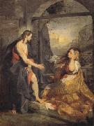 Federico Barocci Noli Me Tangere oil painting picture wholesale