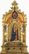 Fra Angelico Madonna of the Star oil painting picture wholesale