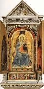 Fra Angelico The Linaioli Tabernacle oil painting picture wholesale