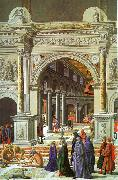 Fra Carnevale Presentation of the Virgin in the Temple oil painting picture wholesale