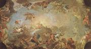 Francisco Bayeu Olympus-The Fall of the Giants oil painting picture wholesale