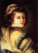 Giandomenico Tiepolo Portrait of a Page Boy oil painting picture wholesale