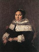 HALS, Frans Portrait of a Seated Woman oil painting picture wholesale