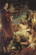 Jacob Jordaens An Offering to Ceres oil painting picture wholesale
