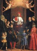 Jacopo da Empoli St.Ivo,Protector of Widows and Orphans oil painting artist