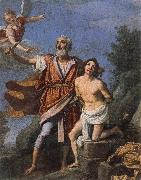 Jacopo da Empoli The Sacrifice of Isaac oil painting picture wholesale