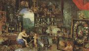 Jan Brueghel Allegory of Sight oil painting picture wholesale