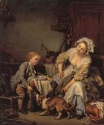 Jean Baptiste Greuze Tournus oil painting picture wholesale