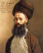 Jean-Etienne Liotard Self-Portrait oil painting picture wholesale