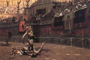Jean-Leon Gerome Pollice Verso oil painting picture wholesale