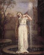 John William Waterhouse Undine oil painting picture wholesale