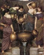 John William Waterhouse The Danaides oil painting picture wholesale