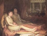 John William Waterhouse Sleep and his Half-Brother oil painting picture wholesale