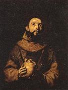 Jusepe de Ribera St.Francis oil painting picture wholesale