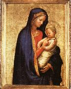 MASACCIO Madonna and Child oil painting picture wholesale