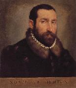 MORONI, Giovanni Battista Portrait of a Man oil painting picture wholesale