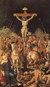 Maerten Jacobsz van Heemskerck Golgotha oil painting picture wholesale
