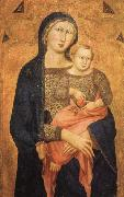 Niccolo Di ser Sozzo Madonna and Child oil painting picture wholesale