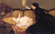 Orchardson, Sir William Quiller Master Baby oil painting picture wholesale