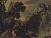 Paul Bril Landscape with Psyche and Jupiter oil painting picture wholesale